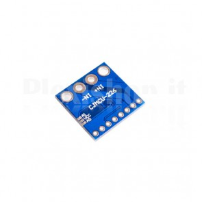Sensore bidirezionale della potenza, INA226
