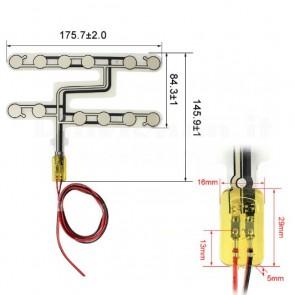 Sensore di peso o occupazione sedile, FEW001