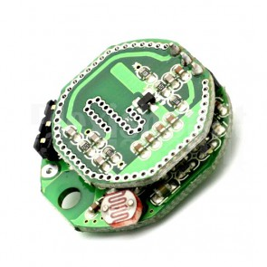 Sensore di prossimità a microonde, rilevazione 7.5m a 360°