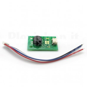 Sensore di temperatura e umidità Humirel HTF3223LF