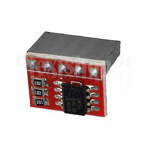 Sensore di temperatura I2C per Arduino, LM75A