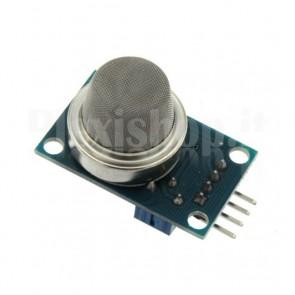 Modulo FC-22 v1.3 per Arduino, per la rilevazione di fumo, metano e gas liquefatti infiammabili