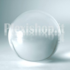 Sfera in Plexiglass da 80mm