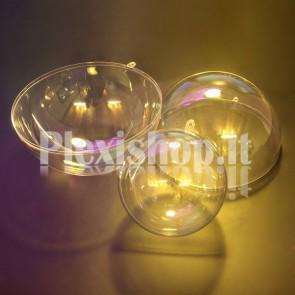 Sfere in Plexiglass Apribili Ø80mm