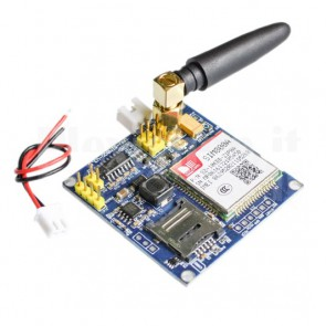 Shield SIM800A GPRS GSM con antenna SMA