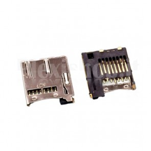 Slot SMD per micro SD / TF card