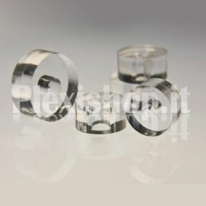 5 Spessori 10 mm - diam. 10mm