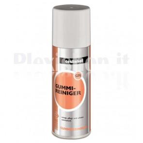Spray per pulizia rulli e parti in gommma 200 ml