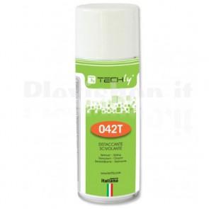 Spray Silicone Lubrificante Distaccante Scivolante 400ml