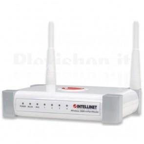 Router Wireless 300N, 4 porte Lan + porta WAN