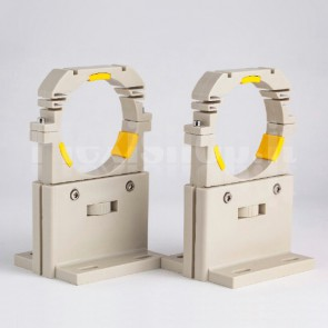 Staffa Alta di supporto per tubo laser - Ø 80 mm