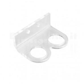 Staffa angolare in acrilico per HC-SR04