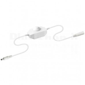 Switch Dimmer per Strisce LED Flessibili 42cm Bianco