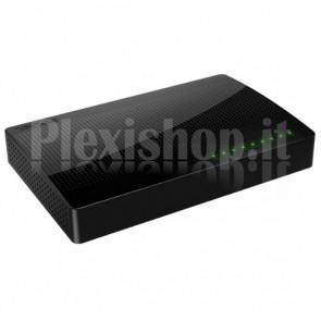 Switch Gigabit Ethernet 8 Porte Desktop SG108