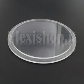 Tappo in plexiglass Ø 100(e)/90(i) mm