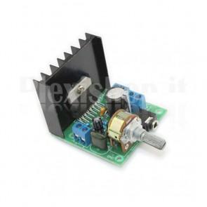 Amplificatore stereo