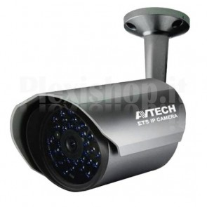 Telecamera IP PoE IR da Soffitto Full HD 2MP DWDR IP67 AVM2451T