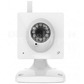 Telecamera IP Wireless con Visione Notturna Cube HD C5S