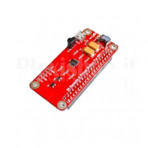 Telecomando IR + ricevitore per Raspberry PI