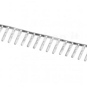 Terminale a Crimpare Femmina per Connettori di Tipo ATX 4.2mm