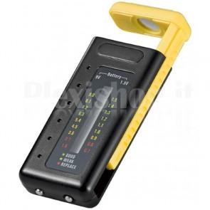 Tester Digitale per Batterie con LCD