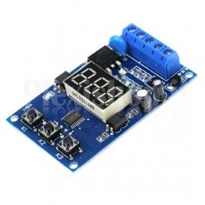 Timer elettronico programmabile, 400W 15A
