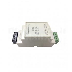 Trasformatore di corrente TA DIN 5A 4-20mA