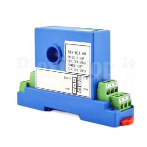 Trasformatore di corrente TA DIN 80A 4-20mA