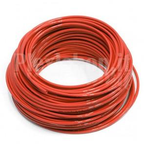 Tubo pneumatico Ø int 4mm, Øest 6mm 0,8 MPa - Poliuretano Arancione