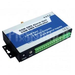 Unità GSM S130 per allarme e controllo remoto