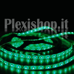 VERDE - Bobina Striscia LED SMD 3528 60 LedMetro IP65