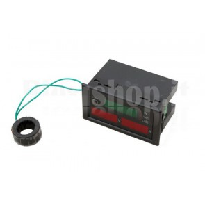 Wattmetro digitale DL69-2047 da pannello