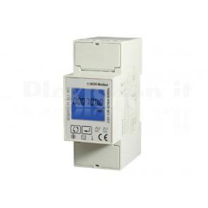 Wattmetro Digitale SDM220 RS-485 DIN