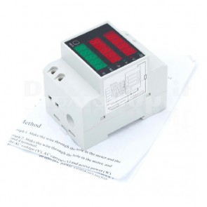 Wattmetro multifunzione 200A 200-400V