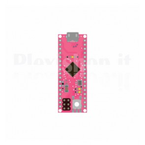 WhatsNext - Pink (Arduino MICRO Compatibile)