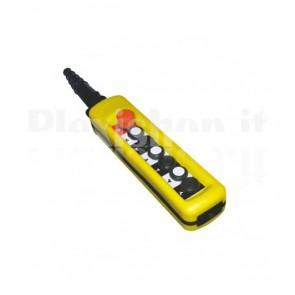 Comando Pensile 6 pulsanti + emergenza - Doppia velocità