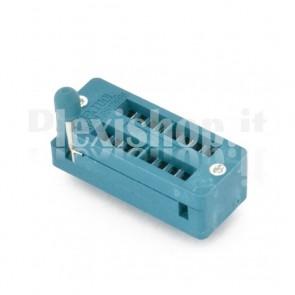 Zoccolo ZIF 16 pin 216-3341