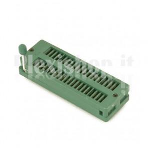 Zoccolo ZIF 3M 40 pin 240-6182