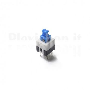 10 Micro Commutatori 7x7