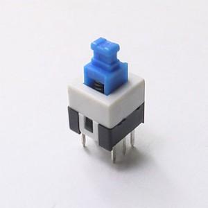 10 Micro Commutatori 8.5x8.5