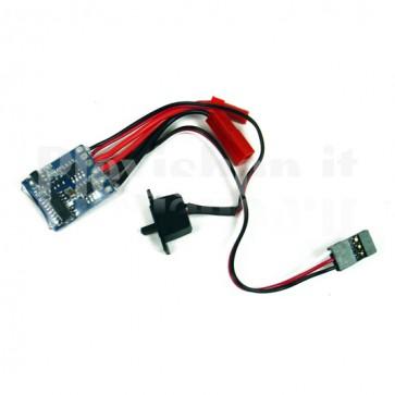 ESC speed controller for Brushed motors