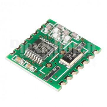 Modulo Ricetrasmettitore Dati RFM12B - 915 MHz