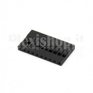 50 Custodie connettore 10 pin