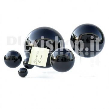 50 mm Black Acrylic sphere
