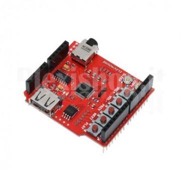 Arduino USB-SD MP3 Shield