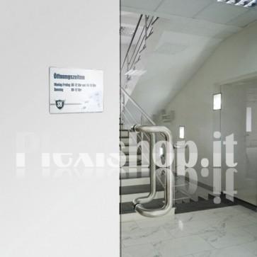 A8 Acrylic Display