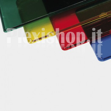 Display Colorato Formato A7 (74×105 mm)-Verde