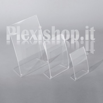 Curved Desk Display A5 (148 × 210 mm)