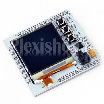 Lcd Shield a colori per Arduino