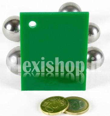 Green 5 ACRIDITE 234 Plexiglass